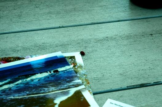 Postkarte - Nur eine fiese Falle?
