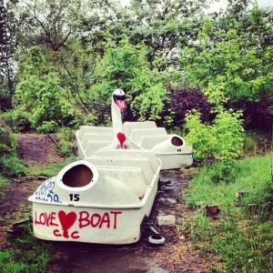 Love Boat ohne Kopf. Noch Fragen?