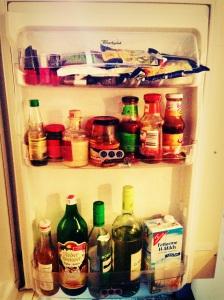 Käse. Alkohol. Nagellack. Grillsaucen. Die Spannweite meines Lebens.