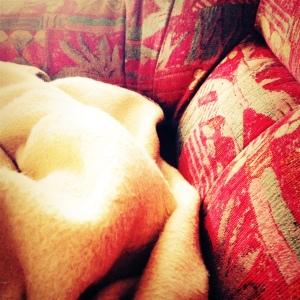 Warum nicht? Einfach auf dem Sofa bleiben.