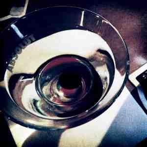 Bestätigung ohne Aufmerksamkeit: Vodka Martini
